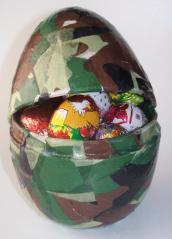 Camouflage Egg