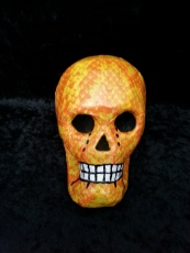 Decopatch skull