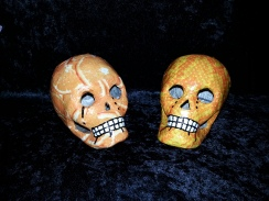 Decopatch skulls